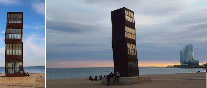 Estel Ferit (Stella Ferita) Barcellona