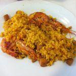 Paella Marinara (Frutti di Mare)