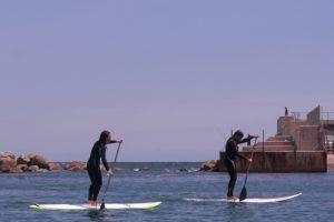 Paddel Surf e Kayak