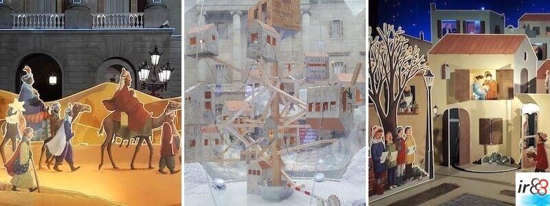 Presepe Piazza Sant Jaume