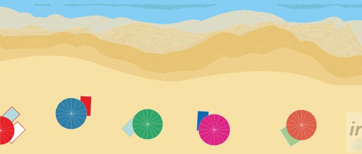 spiagge di Barcellona