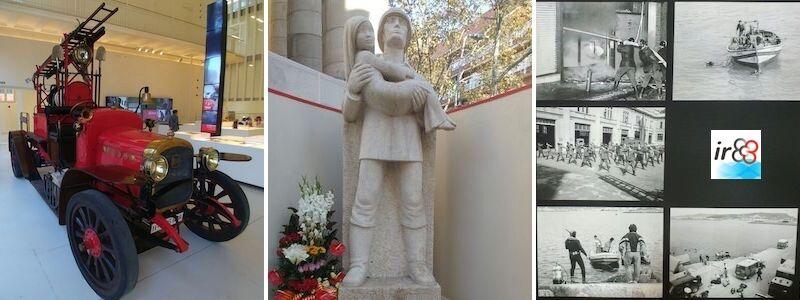 Museo dei Vigili del Fuoco di Barcellona: Espai Bombers