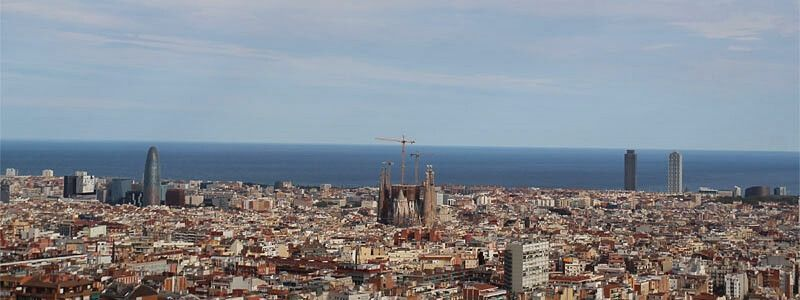 belvedere di Barcellona