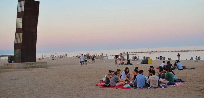 Spiagge Barcelona