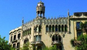 tour modernisme Barcellona