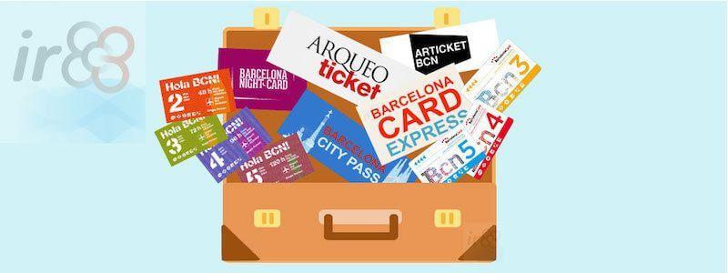 abbonamenti, pass e card turistiche Barcellona