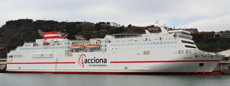 traghetti Barcellona