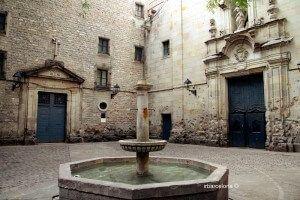 fontana Sant Felip Neri