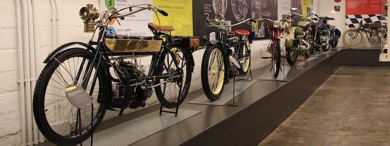Museo della Moto di Barcellona