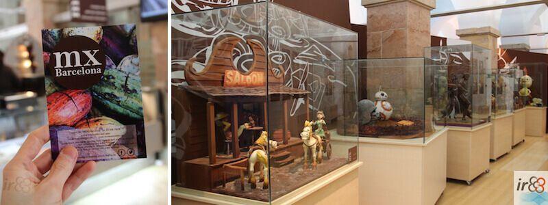 Museo del Cioccolato di Barcellona