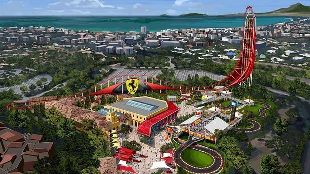 biglietti PortAventura Park + Ferrari Land