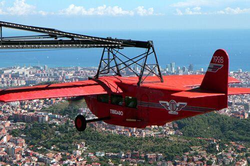 acquista biglietti Tibidabo Panoramico