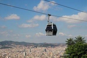 Teleferica Montjuïc
