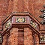 detagli dell'Arco del Trionfo