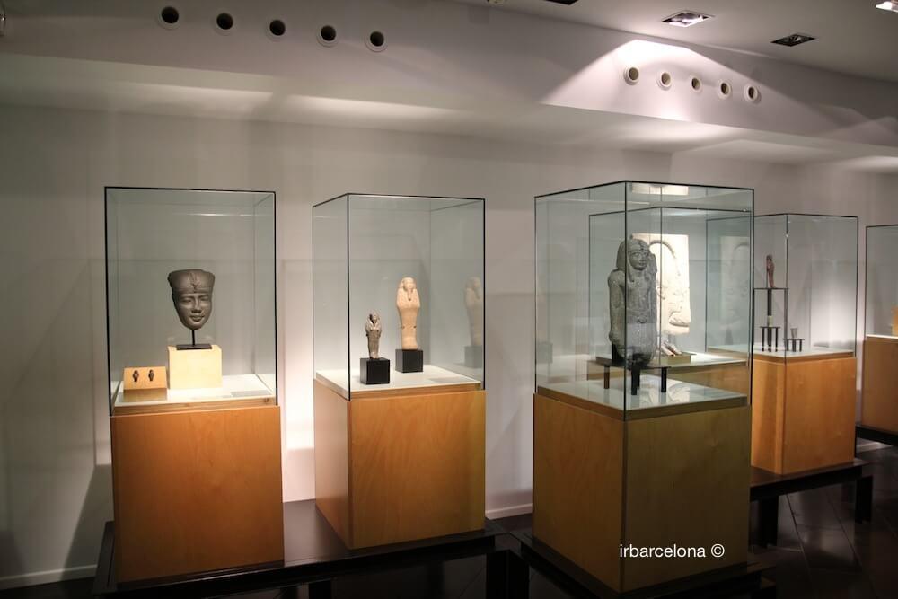 esposizione del museo