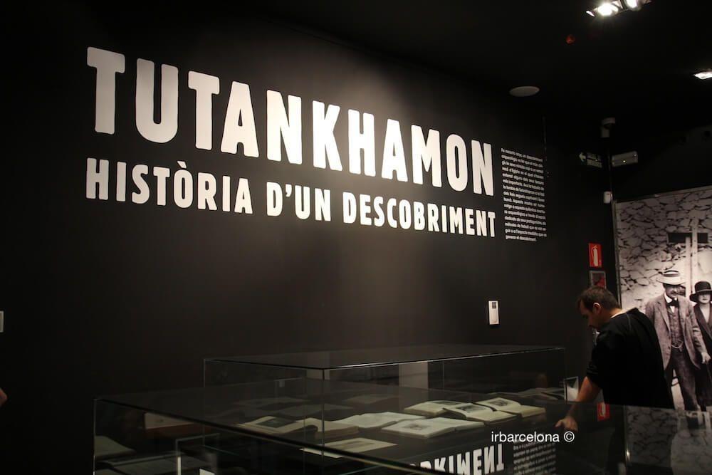 esposizione Tutankhamon