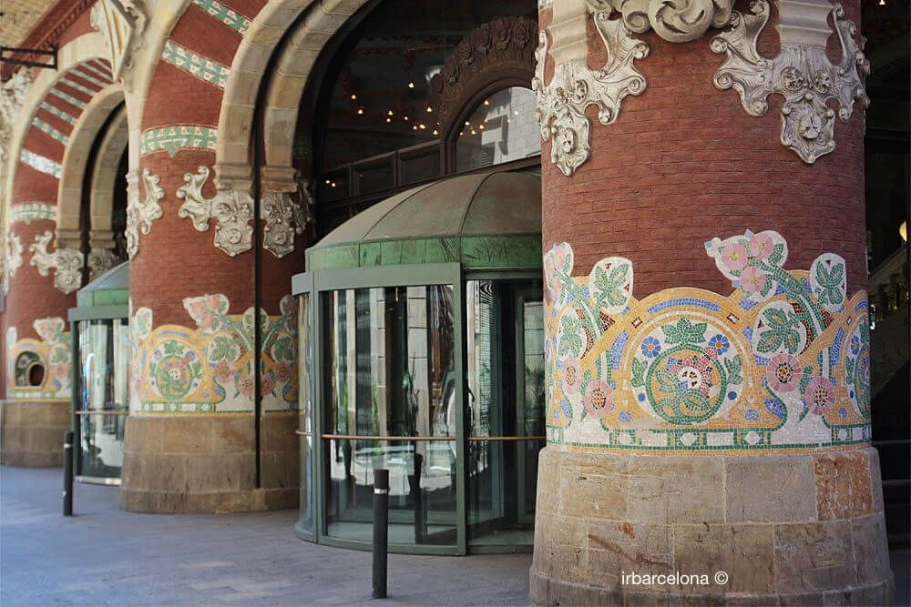 Biglietti visita Palau Música Catalana