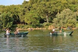 barche Parco Ciutadella Barcellona