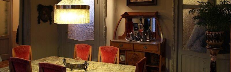 interno appartamento Casa Milà