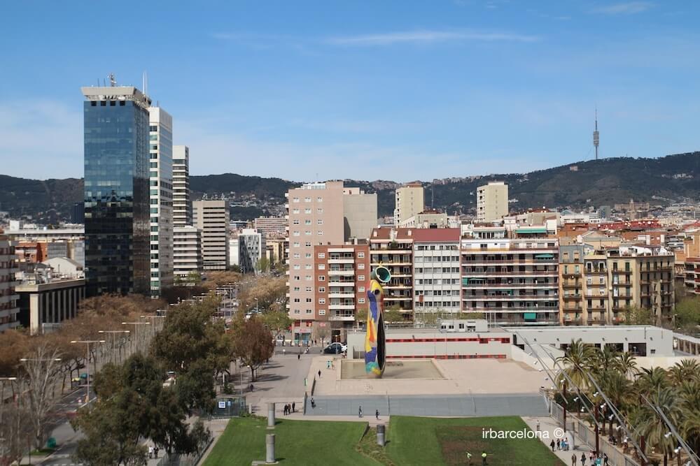 parco Joan Miró