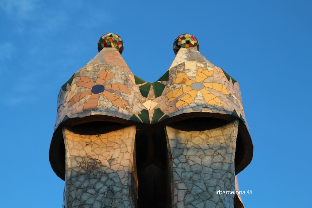 ciminiere Casa Batlló
