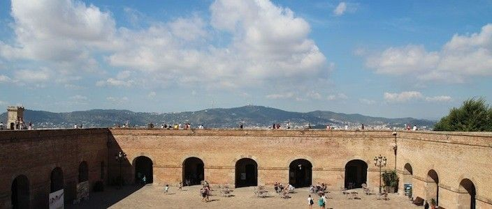 Castello di Montjuïc