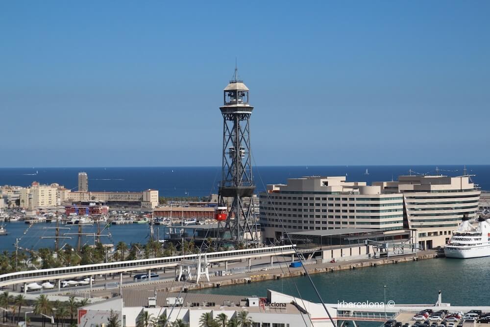 vista Aeri del Port