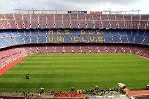 stadio Camp Nou F.C. Barcelona