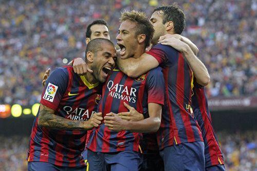 Partita FC Barcelona