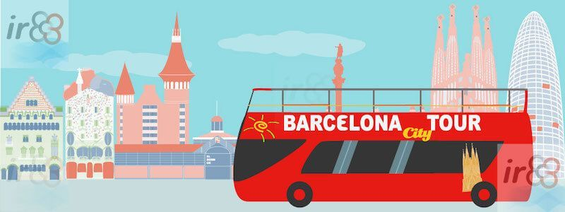 Bus Barcellona City Tour