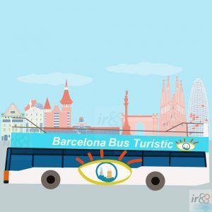 acquistare Autobus Turistico Barcellona