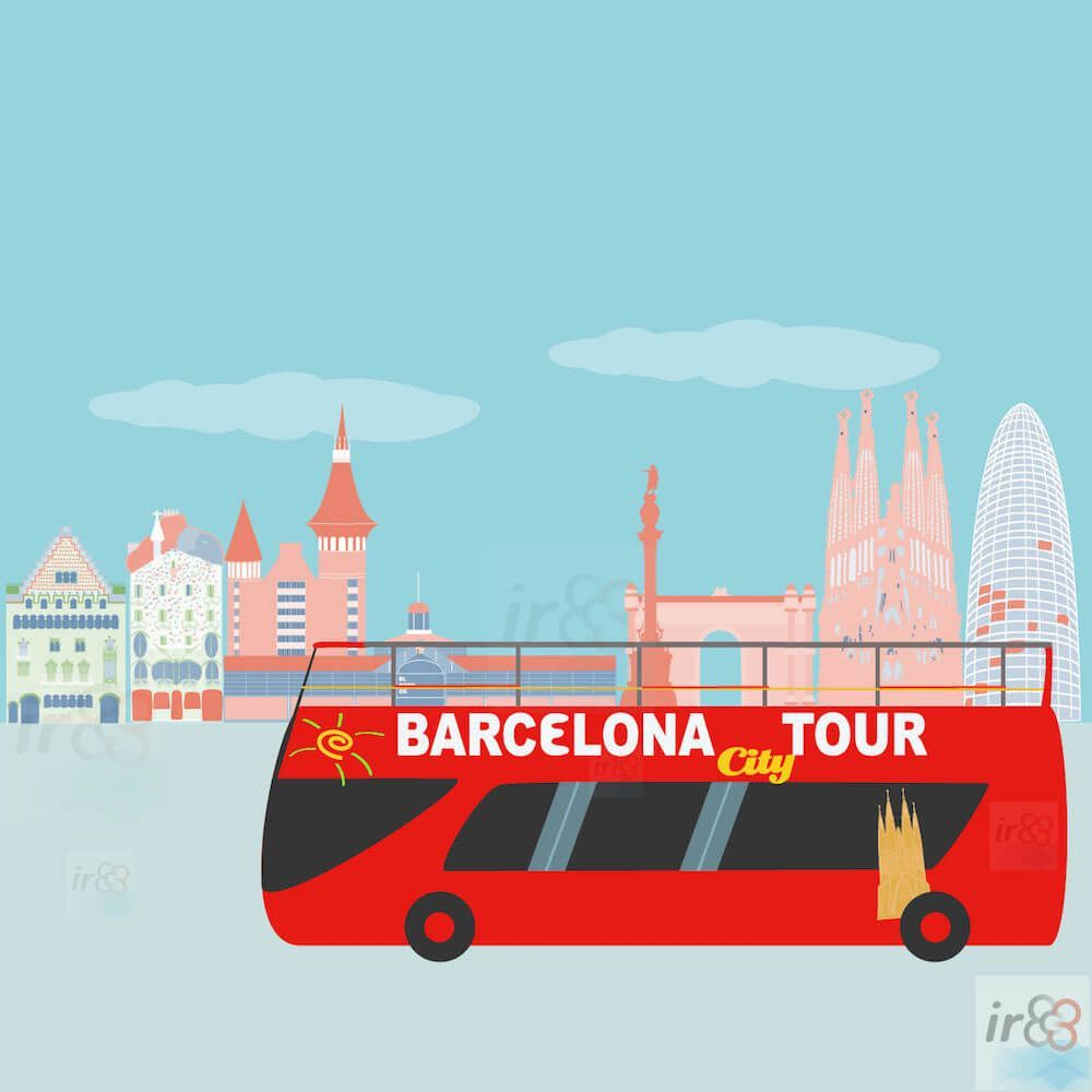 acquistare Barcelona City Tour