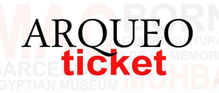 Arqueo Ticket Barcellona