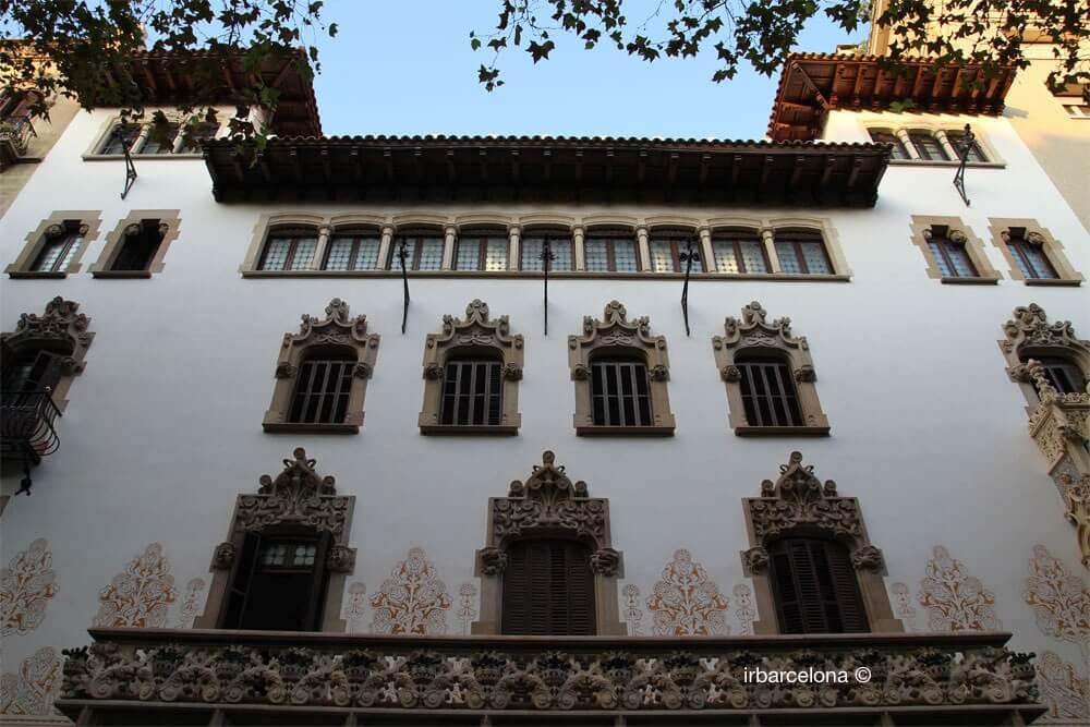 facciata Casa Macaya