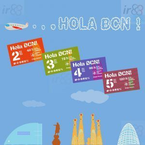 acquistare Hola BCN! Card