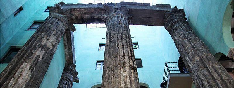Colonne Tempio di Augusto