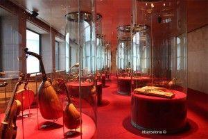 visita Museo Musica Barcellona