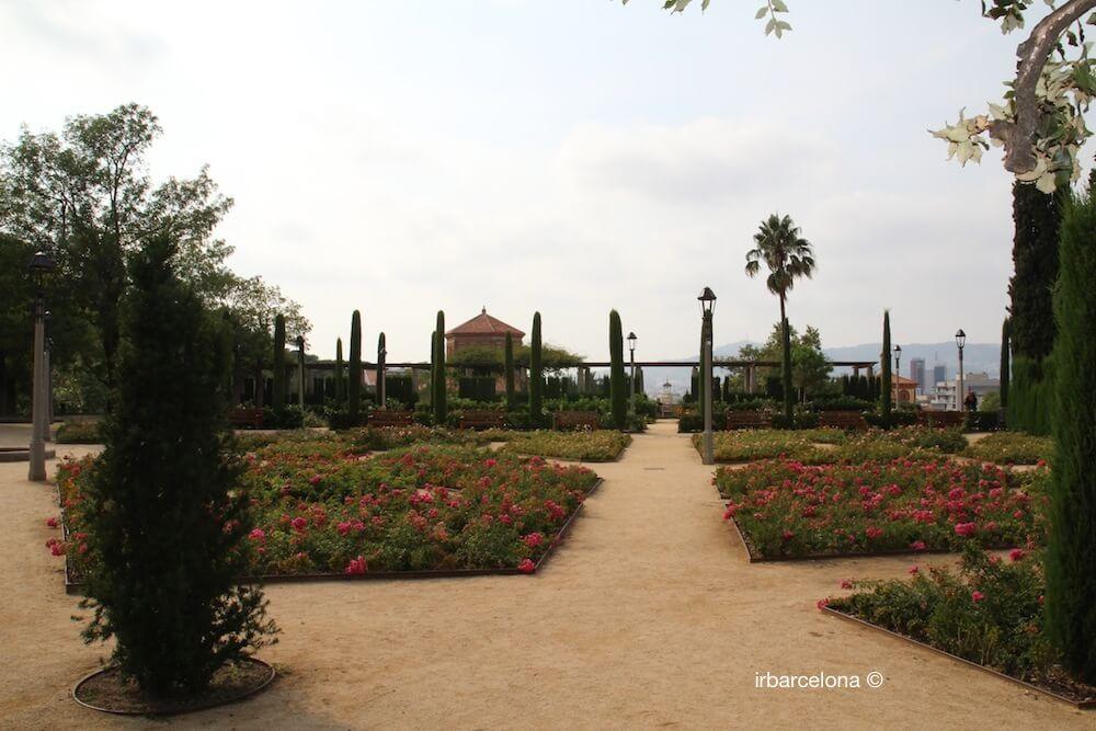 fiori giardini Teatre Grec