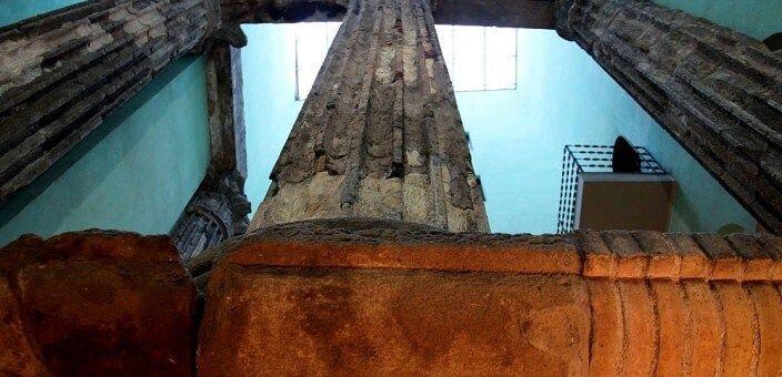 Colonne Tempio Augusto