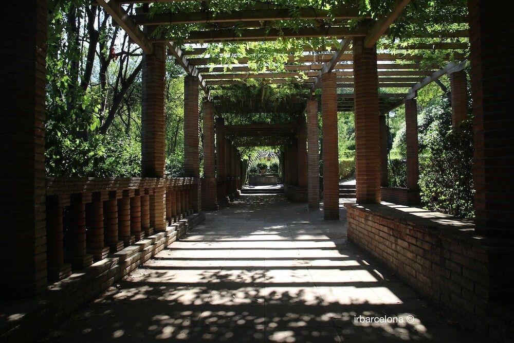 pergola Giardini Laribal