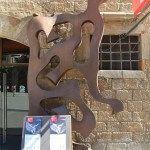 porta ingresso The Gaudí Exhibition Center