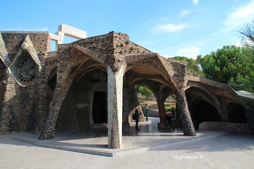 acquista biglietti Cripta Gaudí
