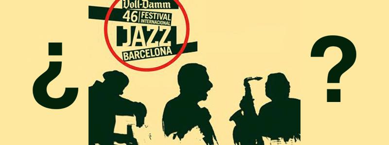Voll Damm Festival Internazinanle Jazz Barcellona