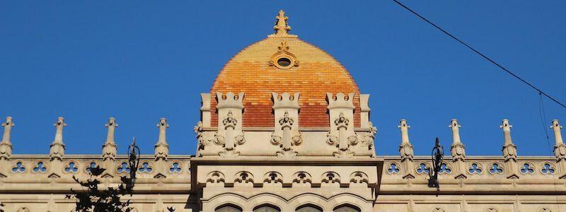 edificio Passeig de Gràcia