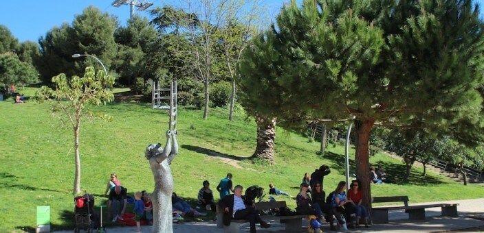 Giardini Joan Brossa