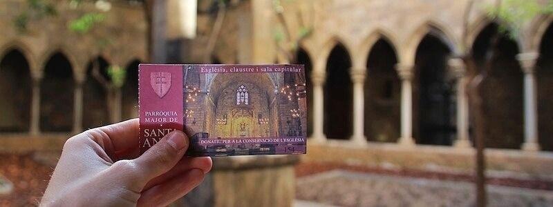 Chiesa Sant'Anna Barcellona