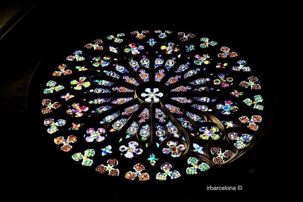 rosone Santa Maria del Pi