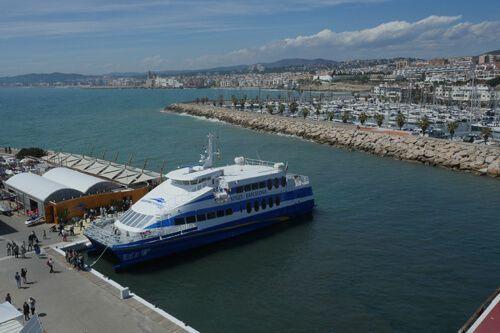Traghetto Barcellona - Sitges