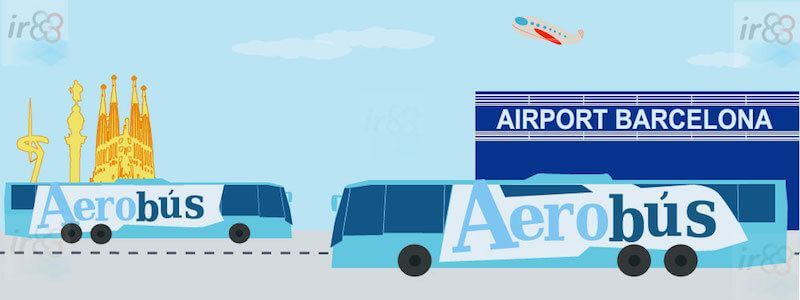 Aerobús Barcellona - Autobus Aeroporto