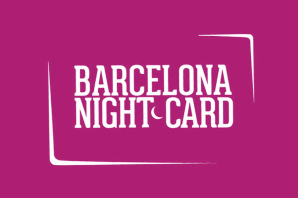 Barcellona Night Card